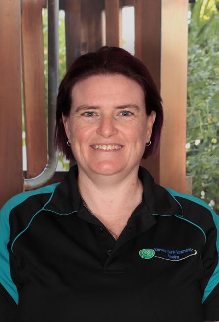 Laurellen Currie Kuraby Early Learning Centre Educator