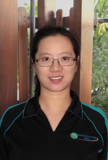 Tina Ting - Kuraby Early Learning Centre Educator