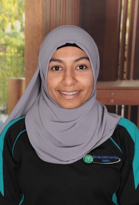 Sara Saiedi | Kuraby Early Learning Centre Educator