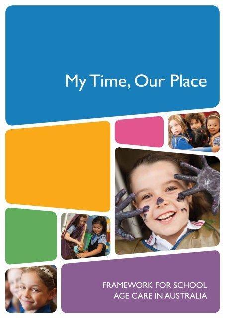Framework for school age care in Australia